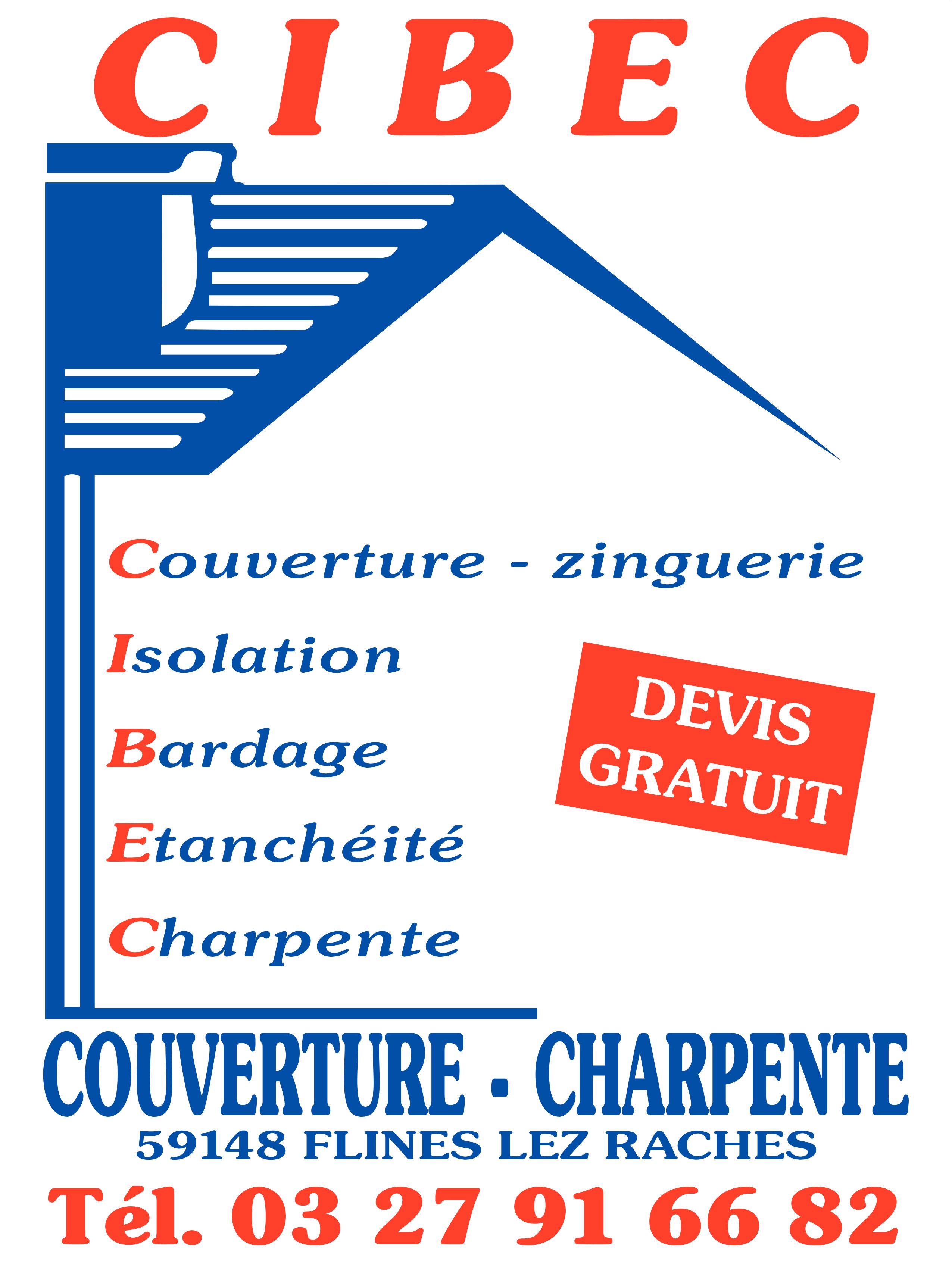 Cibec Couvreur Zingueur A Flines Lez Raches Douai